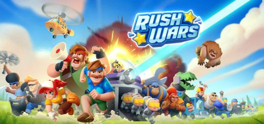 WELCOME TO RUSH WARS!