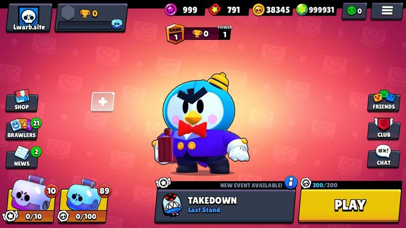 Download NULLS BRAWL 25.112 MOD APK BRAWL STARS new Brawler Mr. P
