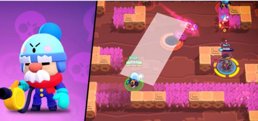 New brawler Gale, the release of the new Brawl Stars update, as well as the release of Nulls Brawl