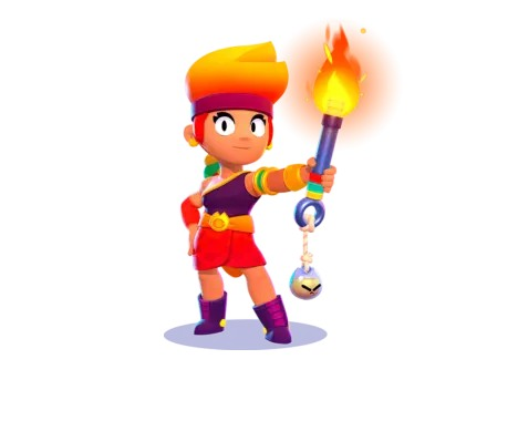 DOWNLOAD BRAWL STARS WITH AMBER