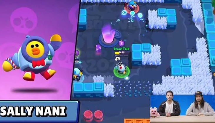 DOWNLOAD BRAWL STARS 31.81 WITH LOU