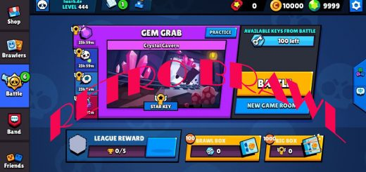 DOWNLOAD RETRO BRAWL PRIVATE SERVER BRAWL STARS
