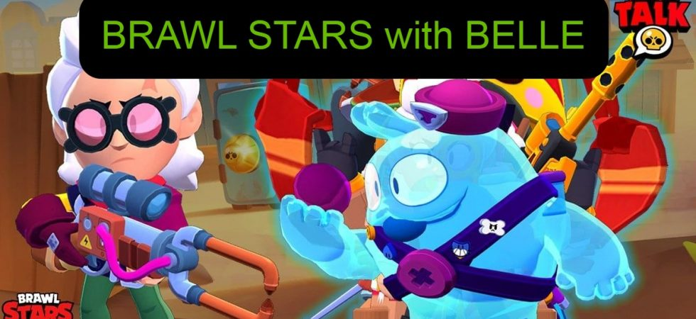 DOWNLOAD the Brawl Stars update with the new brawler BELLE