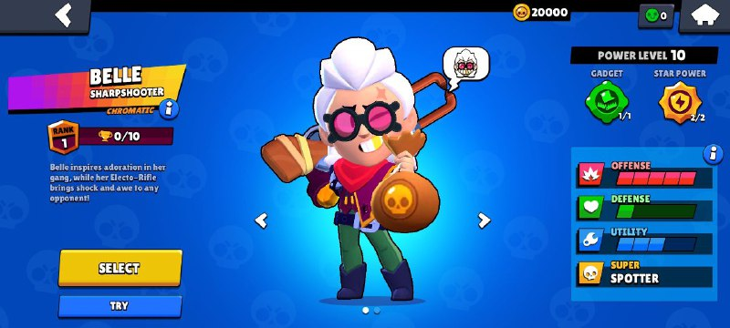 DOWNLOAD Private Server Brawl Stars Null's Brawl 35.139 BELLE and Squeak